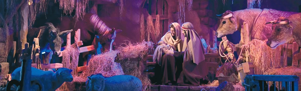 Sight And Sound Miracle Of Christmas.Lancaster Holiday